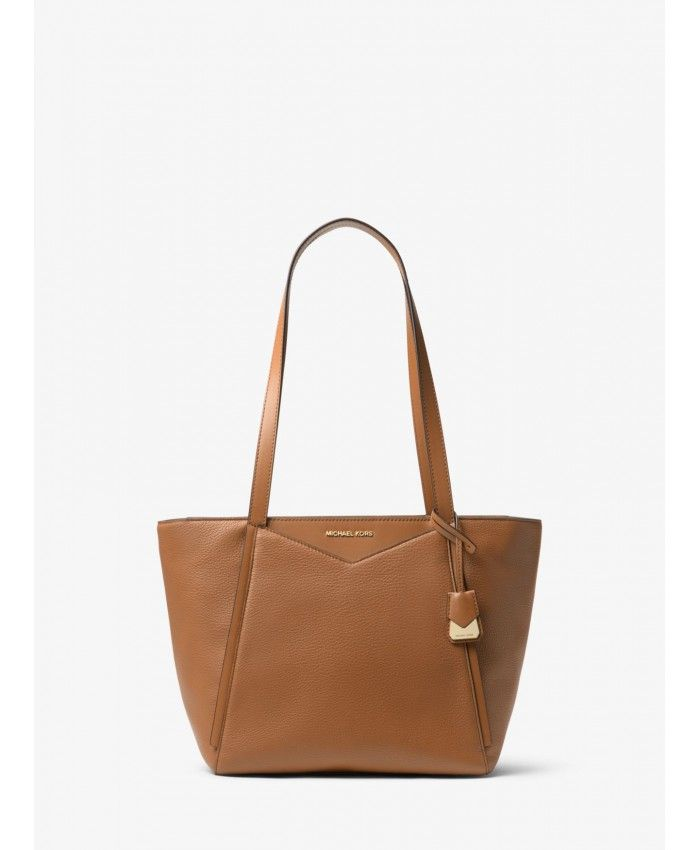29273acd2ddf Michael Kors Acorn1 Whitney Small Leather Tote 30S8GN1T1L-1164 ...