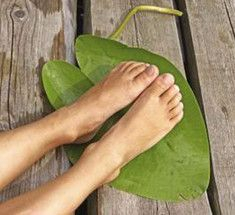 Как избавиться от «шишки» на большом пальце стопы