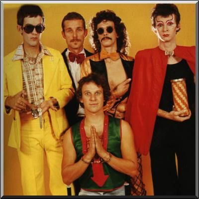 Skyhooks - Living in the 70's. Classic Oz Rock! Greg, Freddie, Bongo, Red and Shirley