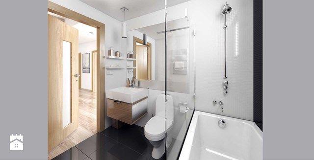 Zdjęcie: Dom jednorodzinny - łazienka