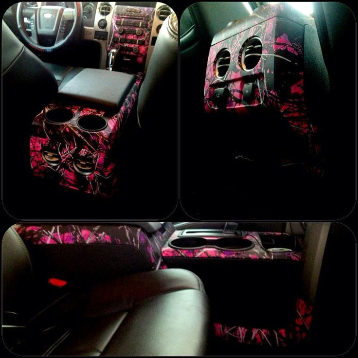 and the inside of pink1 muddy girl camo vehicles pinterest cars trucks and dream cars. Black Bedroom Furniture Sets. Home Design Ideas
