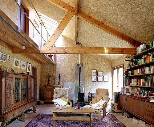 Zero Drywall Goal Achieved Ideas For New Mountain Home