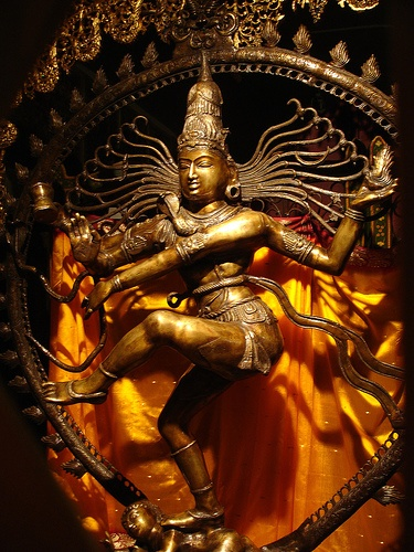Hindu approach to the human life shows aspiration for balance. For example, the concept of four ashramas (stages of life) has been developed to actualize this need for balance. The same goal has the concept of three vargas (goals of life): artha (success, profit), dharma (consciousness development/ religious duty) and kama (love). In Hinduism these three purposes of life are seen as equal and essential to fulfill. It is said that  artha, dhama and kama constitute the one way to moksha.