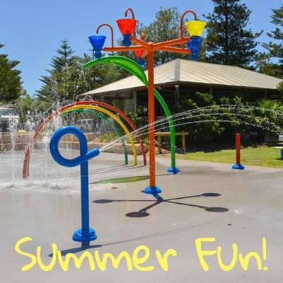 Summer Fun at BIG4 Sydney Lakeside Holiday Park