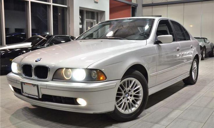 2003 BMW 530 iA Last Year Production (E39) Premium Winter PKG! #HamOnt #Oakville #BurlON #Ancaster, #Ontario #Canada