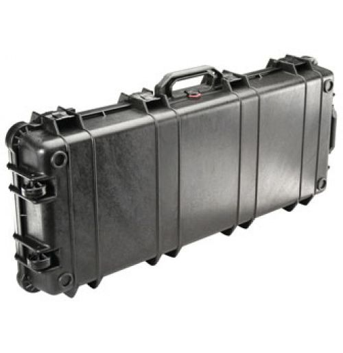 Military Case Peli 1700 is a great case for transporting military accessories due to its spacious internals and compact depth.