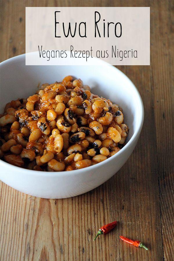 Ewa Riro Nigerianisches Bohnenrezept Healthy Dog Food Recipes