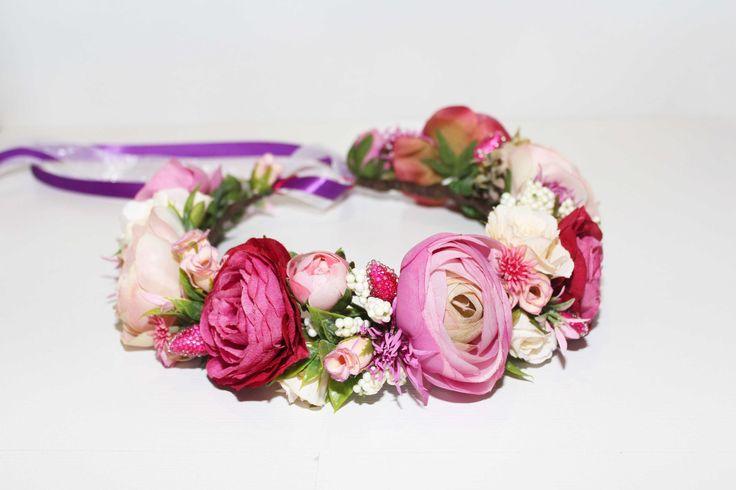 У нас легко купить Венок на голову, свадебный веночек, венок для невесты . ☎ 38(099)-333-92-29. ✓ ручная работа ✓ доступные цены ✓ скидки, подарки!
