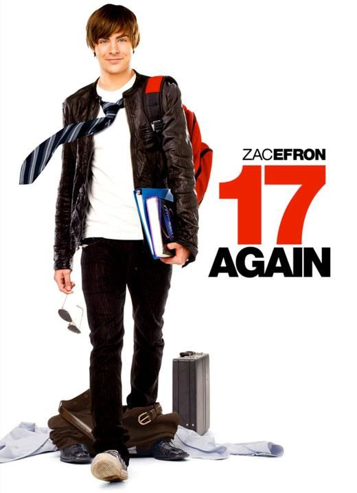 Starring Zac Efron! An amazing funny film! Admittedly it's a bit cringes but that makes it all the better.