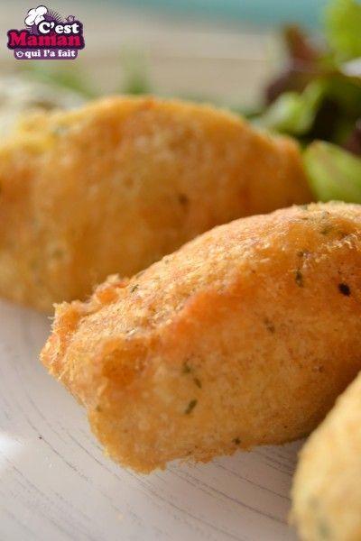 Beignets de morue portugais – Pastéis de bacalhau - Croquettes de morue (2)