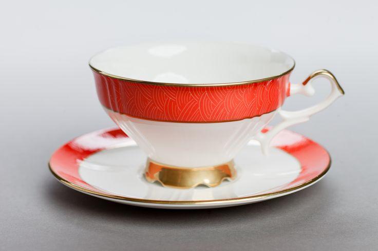 AS Cmielow porcelain cup