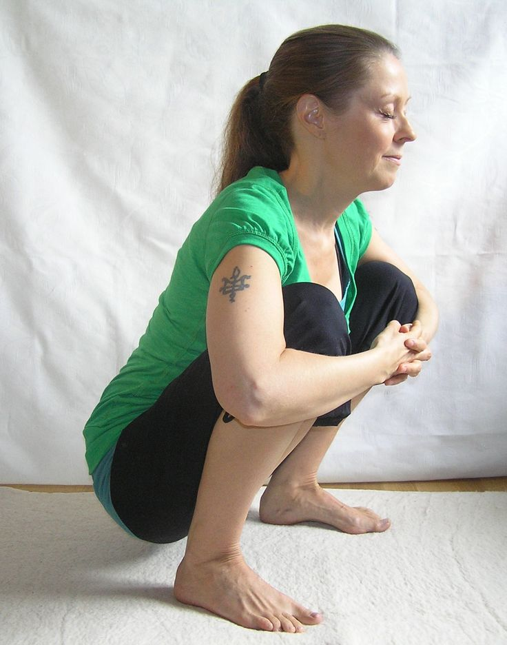 Yoga poses for endometriosis pain or other pelvic pain.  This is so weird because when my endo flares up I naturally drop into a squat and apparently this is a good pose for pain relief.  When I was looking at these poses I had to laugh.  That's me! I've been doing yoga and I didn't even know it lol - http://www.endoyoga.com/