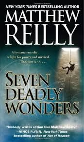 Mata Bukuen: Matthew Reilly: Seven Deadly Wonders