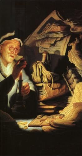Money - Rembrandt
