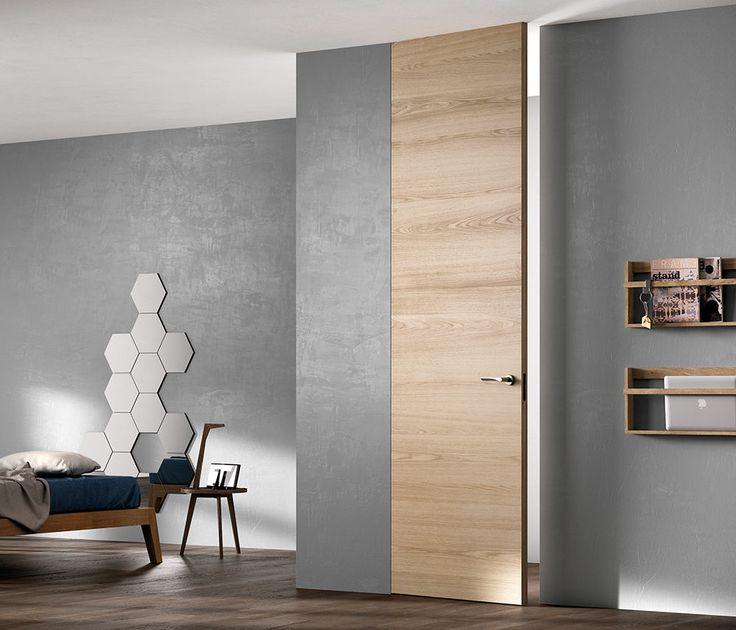 Flush swing door - FerreroLegno - News and press releases