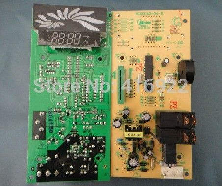 Free shipping 100% tested for Midea Microwave Oven computer board EGXCCA3-01-R EGXCCA3-03-K EGXCCA3-04-K mainboard on sale
