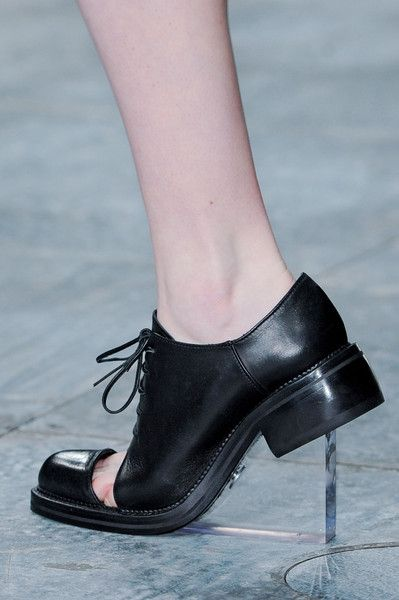 Simone Rocha, Fall 2011 - shoes