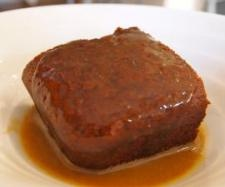 Easy Sticky Date Pudding thermomix - Excellent made 7 small puddings and a good amount of sauce.