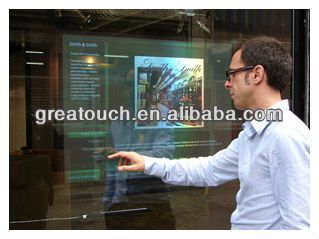 Multi touch foil for touch table/led tv/projector screen 32/46/55/60/65/70/80/100/120 inch