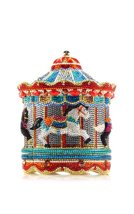 Judith Leiber Carousel Evening Bag by Judith Leiber for Preorder on Moda Operandi