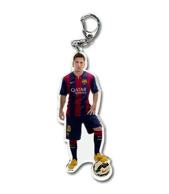 FCバルセロナ オフィシャル  【 14/15 アクリル キーホルダー 】【No.10 MESSI 】 『Barcelona Official Product』