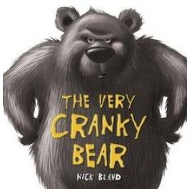 The Very Cranky Bear (Board book) $15.99