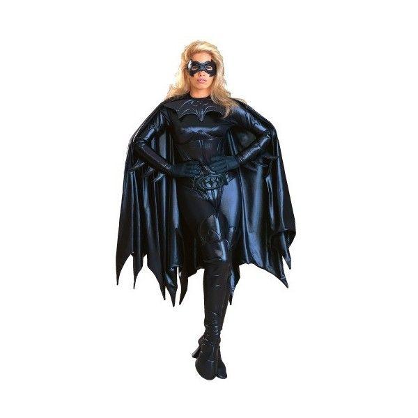 batman halloween costume makeup