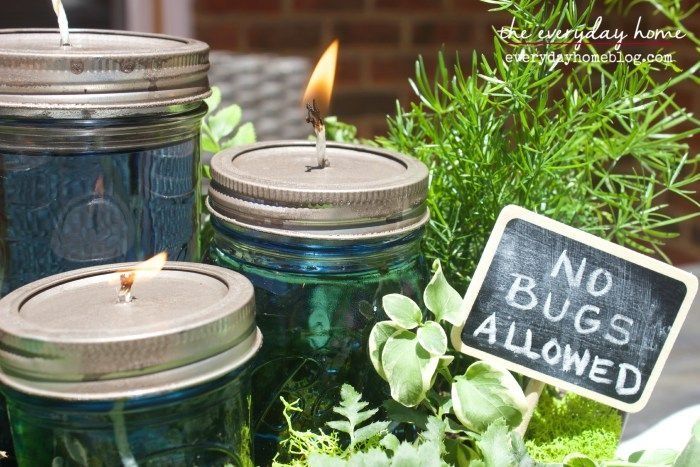 DIY Citronella Mason Jar Candles  The Everyday Home Blog  www.everydayhomeblog.com (22)