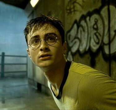 Harry facing the Dementors in Little Whinging - Harry Potter & the Order of the Phoenix