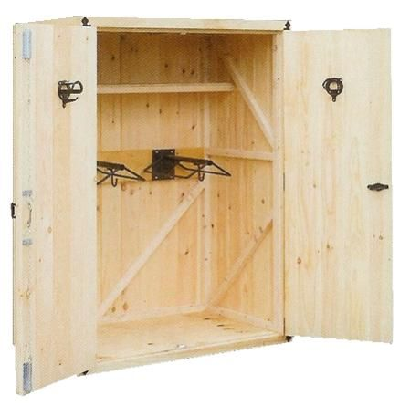 17 best images about tack trunks and more on pinterest for Tack cabinet plans
