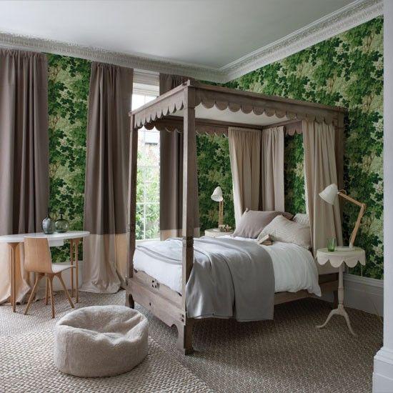 Light Green Bedroom Wallpaper New Bedroom Interior Design White Bedroom Armoire Bedroom Wallpaper Purple: 149 Best Green Bedrooms Images On Pinterest