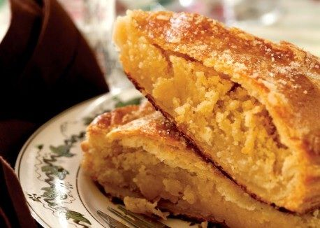 Неделя французской кухни: гале дэ руа, или веганский королевский пирог