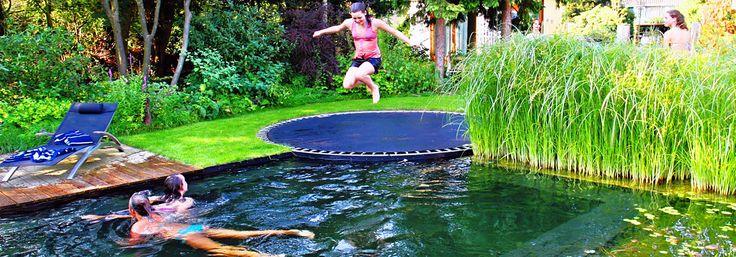 Zwemvijvers - LilyPond