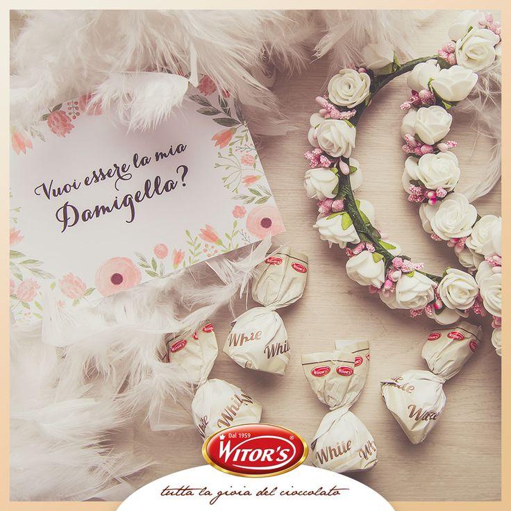In quel giorno speciale per noi non dovrebbero mai mancare: l'affetto di chi ci vuole bene, la magia di un momento indimenticabile e la dolcezza di una pralina White! A cosa non rinuncereste mai nel giorno del vostro matrimonio?
