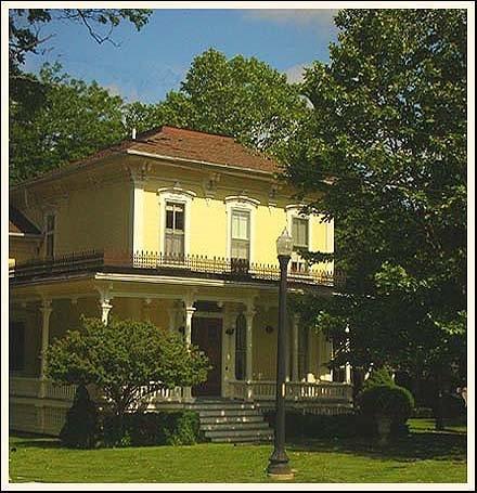 1840 1855 Italianate Period Romeo Michigan