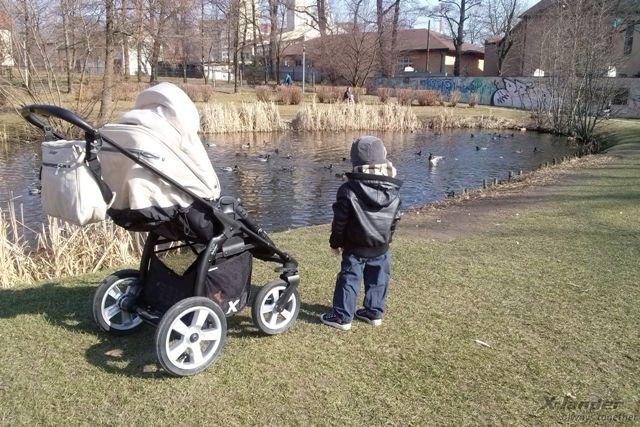 Wózek dziecięcy X-lander X-Move