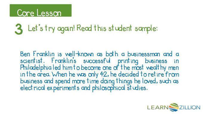 Paraphrasing powerpoint elementary