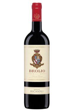 Brolio Chianti-Classico #wine #wineblog #deuxbouteilles