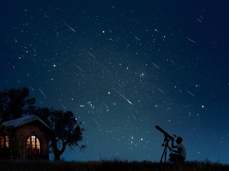 The Leonid Meteor Shower Is Coming to a Town Near You - Condé Nast Traveler