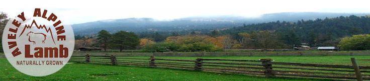 Aveley Alpine Lamb - Naturally Grown  My Parents' Sheep Ranch, 'Yo!