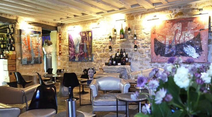 Art Kfé - Paris 9 Rue Dauphine