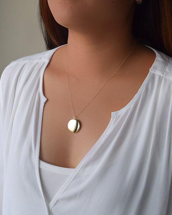Senfkorn Medaillon Halskette erste Gebet von OliveYewJewels auf Etsy