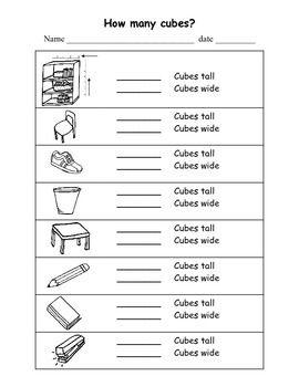 23 best images about measurement on pinterest units of measurement pocket charts and activities. Black Bedroom Furniture Sets. Home Design Ideas
