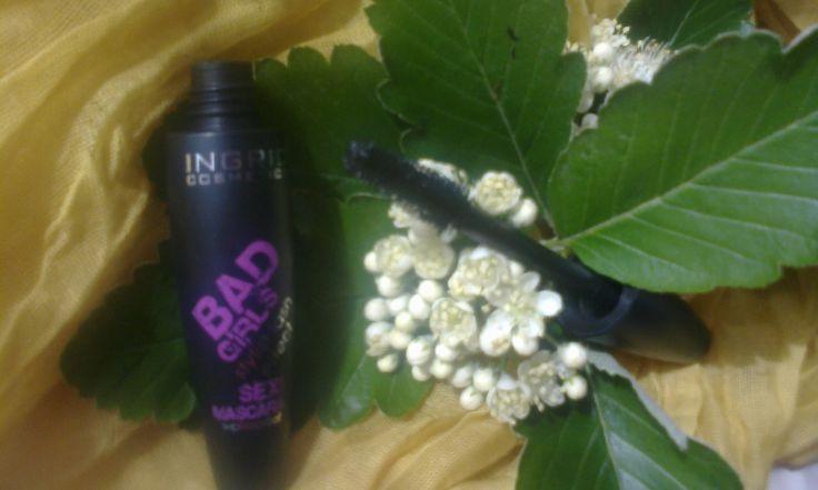 Tusz wodoodporny Ingrid Cosmetics
