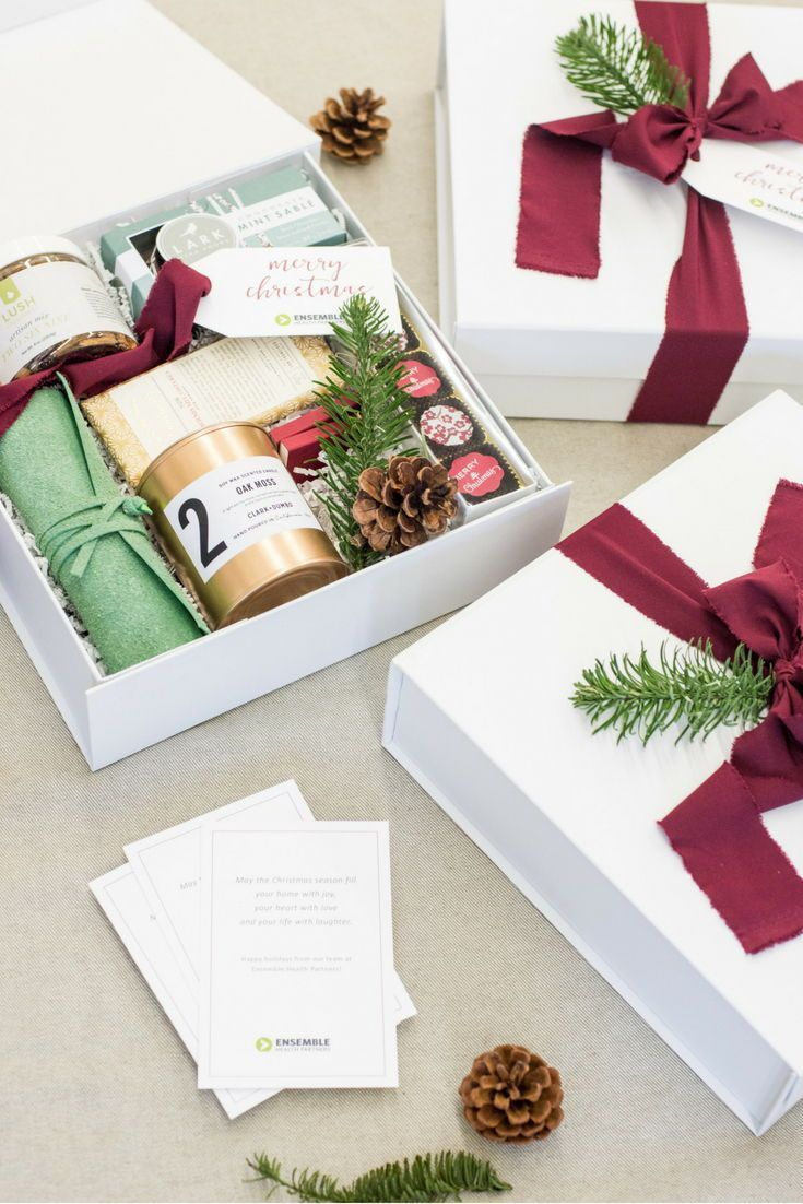 Best Corporate Gifts Ideas HOLIDAY CLIENT GIFT BOXES
