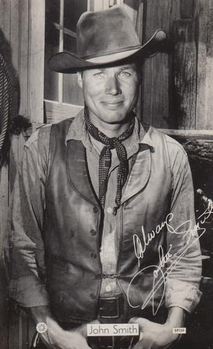 "John Smith ""Laramie"""