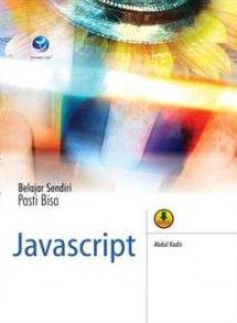 Belajar Sendiri Pasti Bisa Javascript