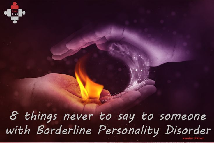 By Amysboarderlineworld Borderline Personality Disorder is a very tough diagnosis. The name itself suggests that you have a broken personality. Usually you are misdiagnosed with Bipolar disorder or not diagnosed at all and just seen as difficult. It's difficult to live with BPD not only because of the awful symptoms that plague you every day but also because