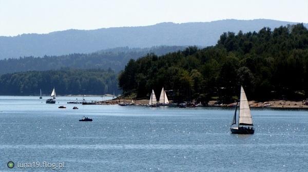 Solina  #solina #lake #summer #poland #lato #jezioro