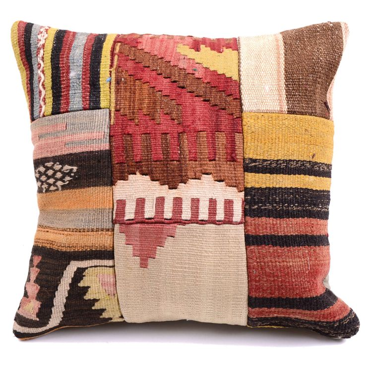 Kilim Pillow Cover 4408 - Weaved Arts